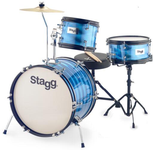Stagg TIM JR 3/16B BL