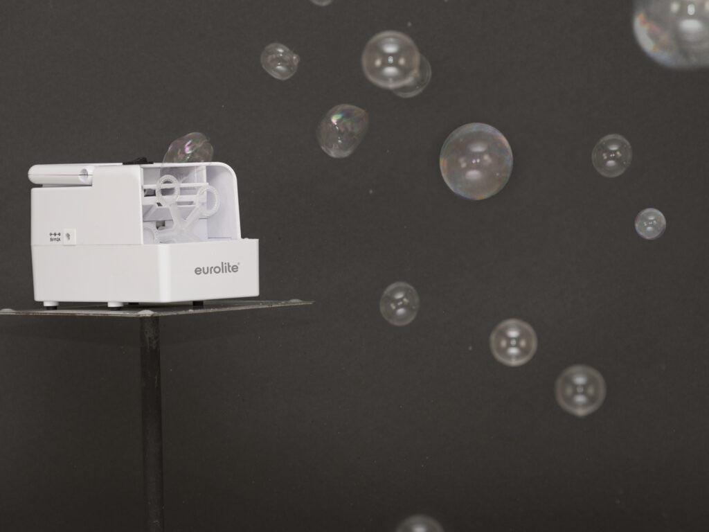 výrobník bublin