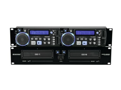 Omnitronic XCP-2800 Dual CD přehrávač