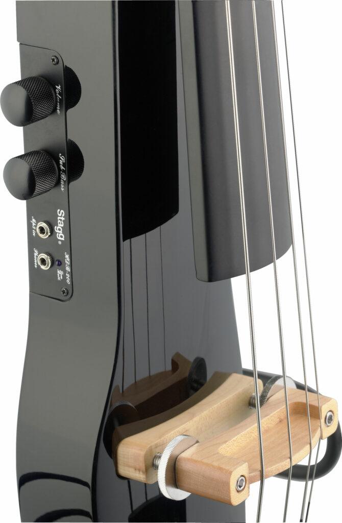 elektrické violoncello