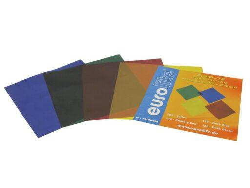 SET barevné filtry 64
