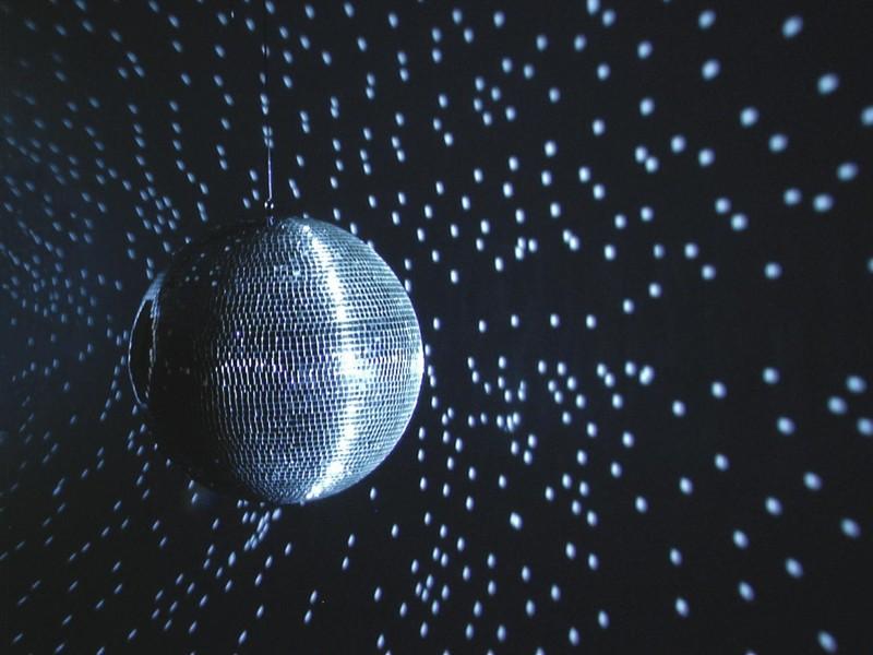 Zrcadlová koule 50 cm