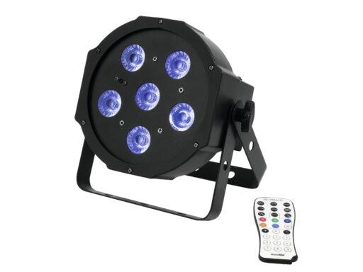 Eurolite LED SLS 5x 3W RGB + UV