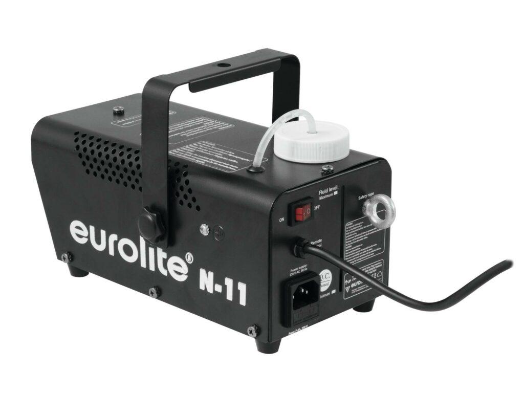 Eurolite Ice LED výrobník mlhy s modrými LED diodami