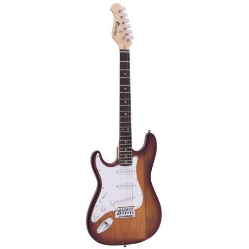 elektrická kytara levoruká