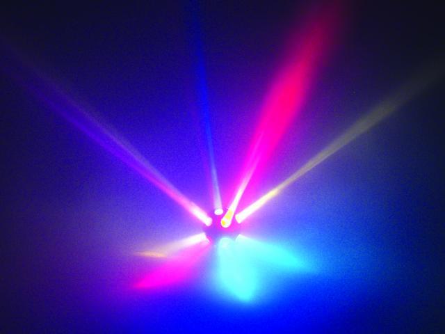 světelný efekt