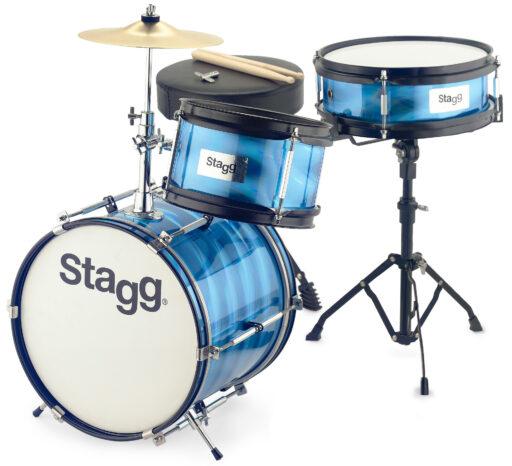 Stagg TIM JR 3/12B BL