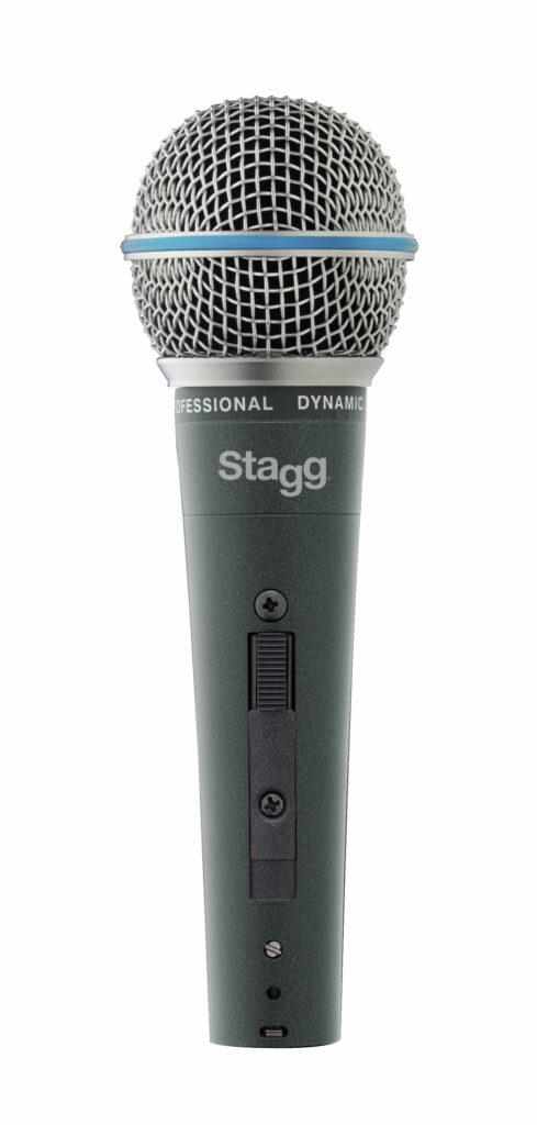 dynamický mikrofon