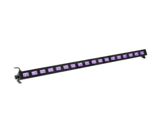 Eurolite LED osvětlení BAR 18x 1W SMD UV čipy