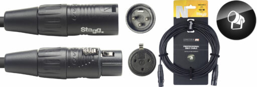 Stagg NDX10R-3