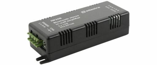 nástěnný zesilovač 2x 15W s Bluetooth