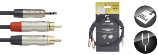 Stagg NUC1.5/MPS2CMR