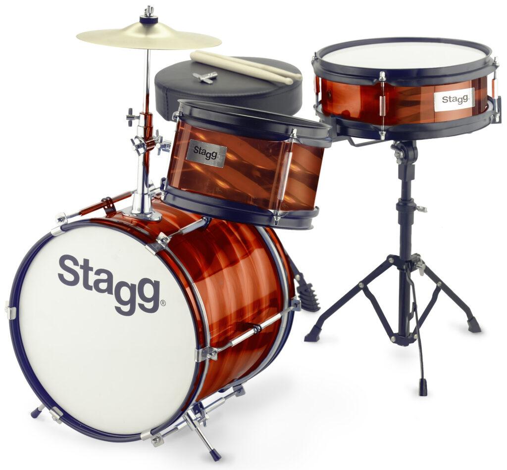Stagg TIM JR 3/12B RD