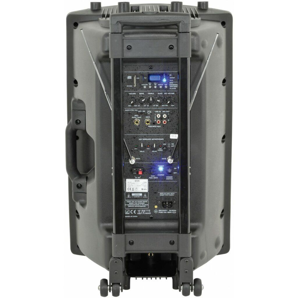 QTX QR-15PA