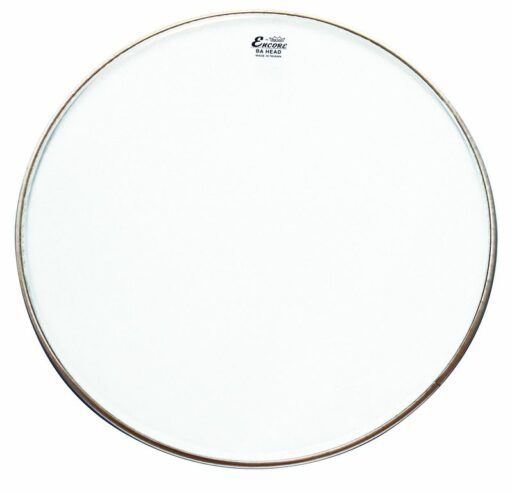 Remo Encore Ambassador Clear Bass 22""