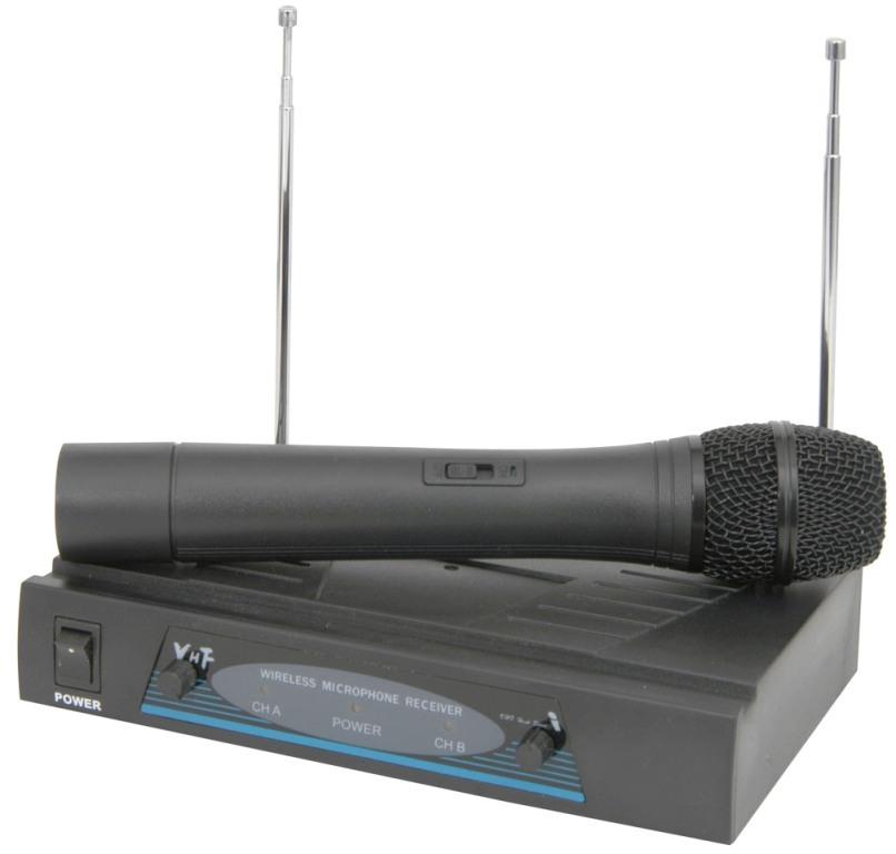 1-kanálový bezdrátový mikrofonní set 173