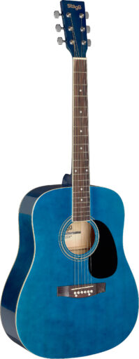 Stagg SA20D BLUE