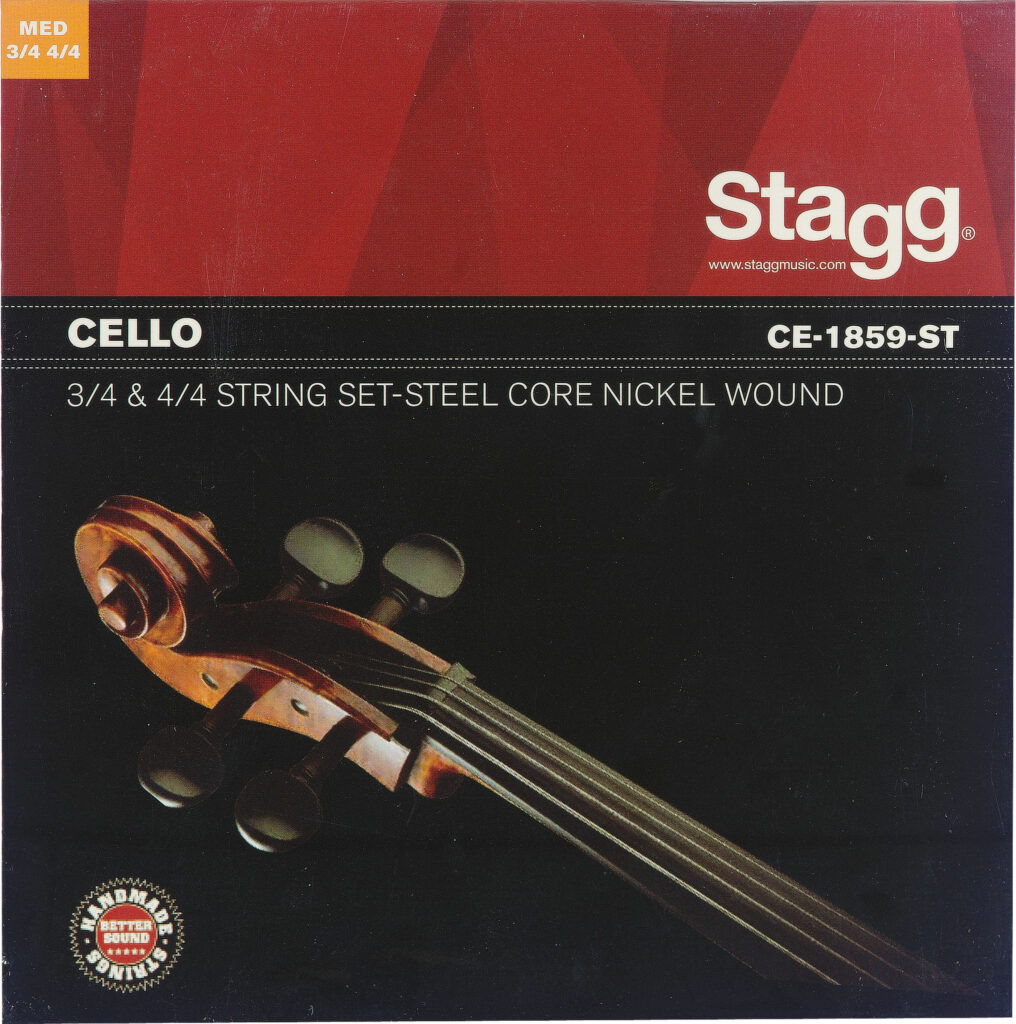 Stagg CE-1859-ST