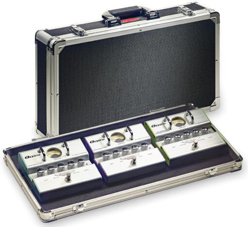 kufr na kytarové efekty