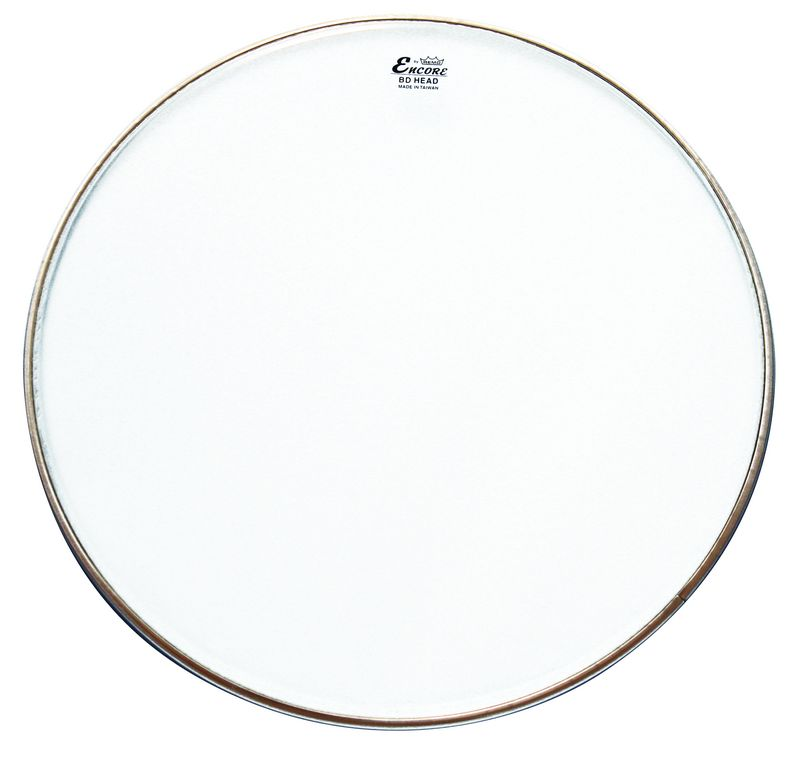 Remo Encore Diplomat Clear 10""