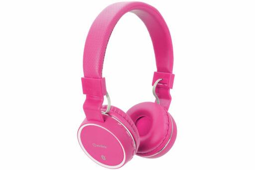 AV:link PBH-10 bezdrátová Bluetooth SD sluchátka
