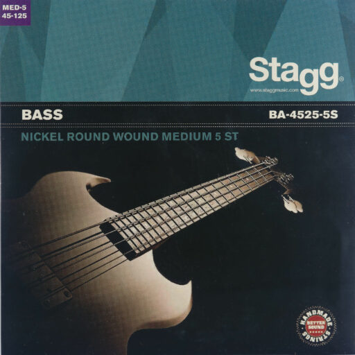 Stagg BA-4525-5S