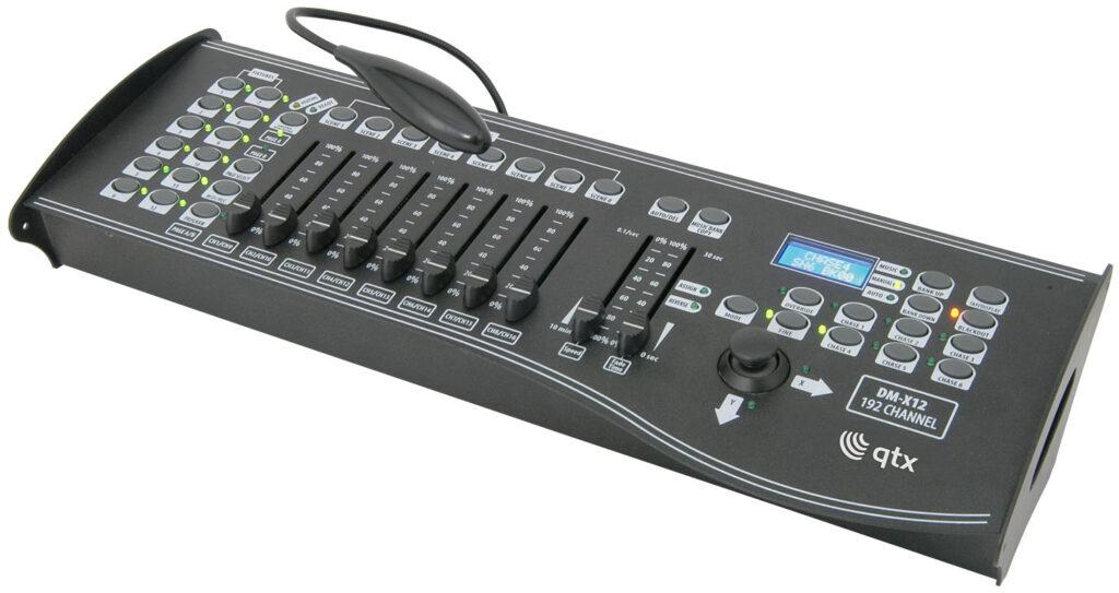 DMX kontrolér