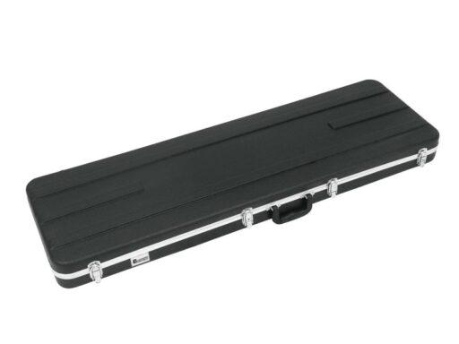 Dimavery ABS obdelníkový kufr pro elektrickou baskytaru