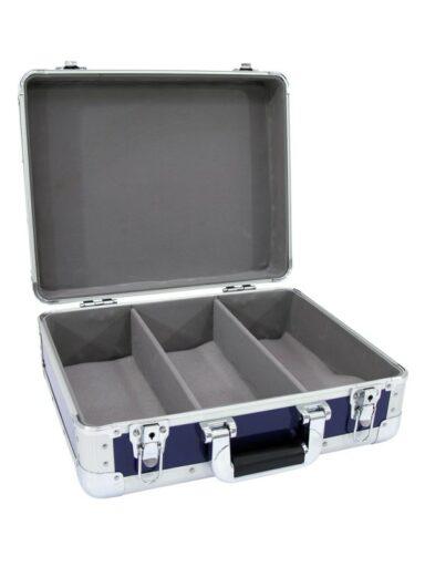 CD Case Alu Digital Booking modrý