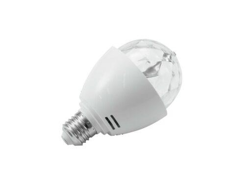 Omnilux LED Disko žárovka E27 RGB