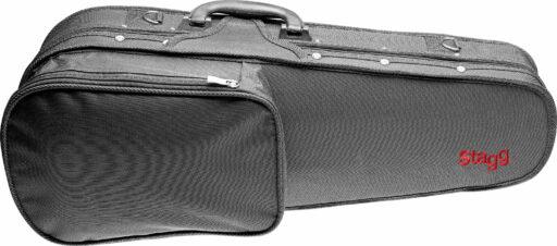 lehký kufr pro koncertní ukulele