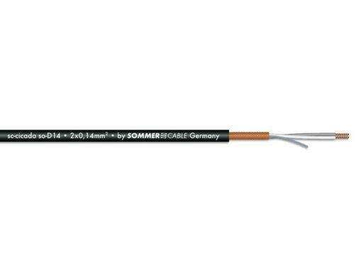 Sommer cable SC-CICADA SO-D14 100m