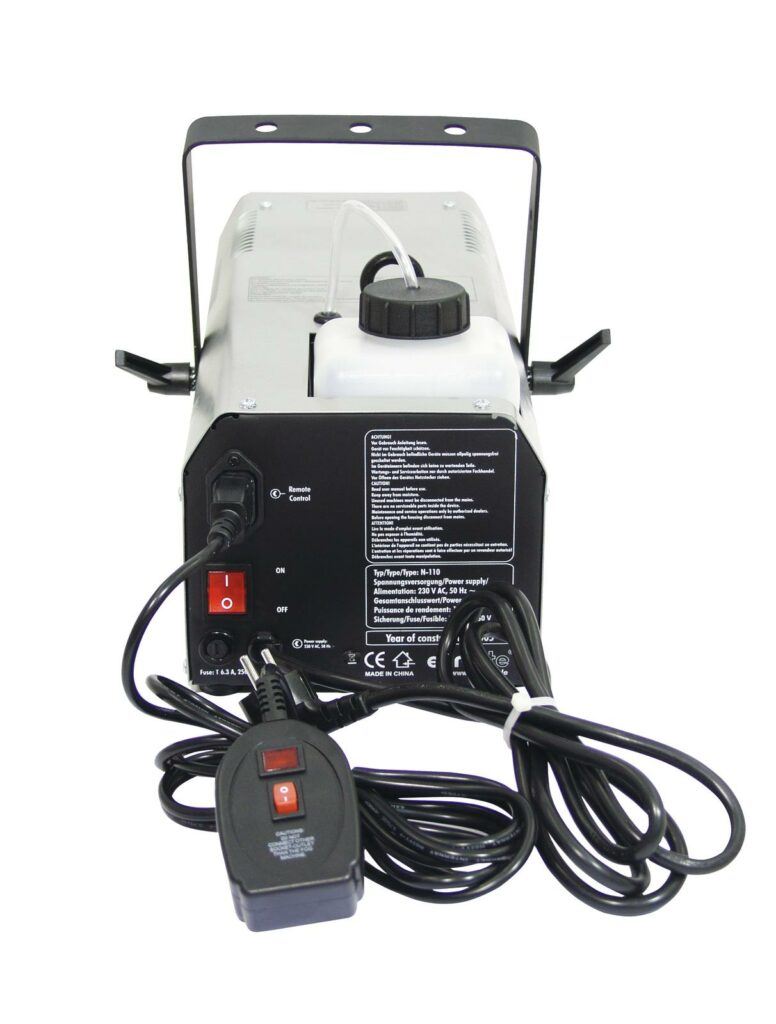 Eurolite N-110 výrobník mlhy 1000W