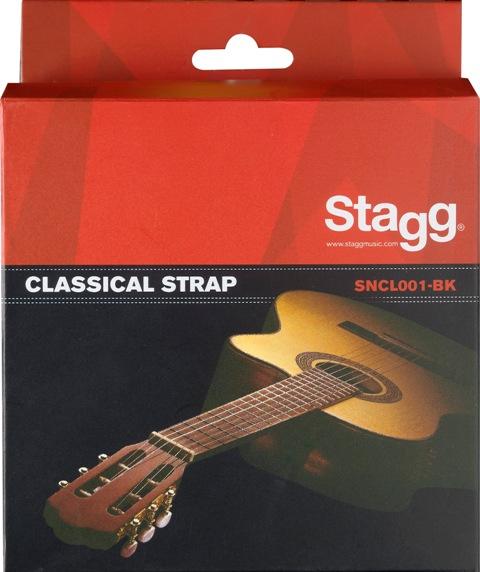 Stagg SNCL001-BK