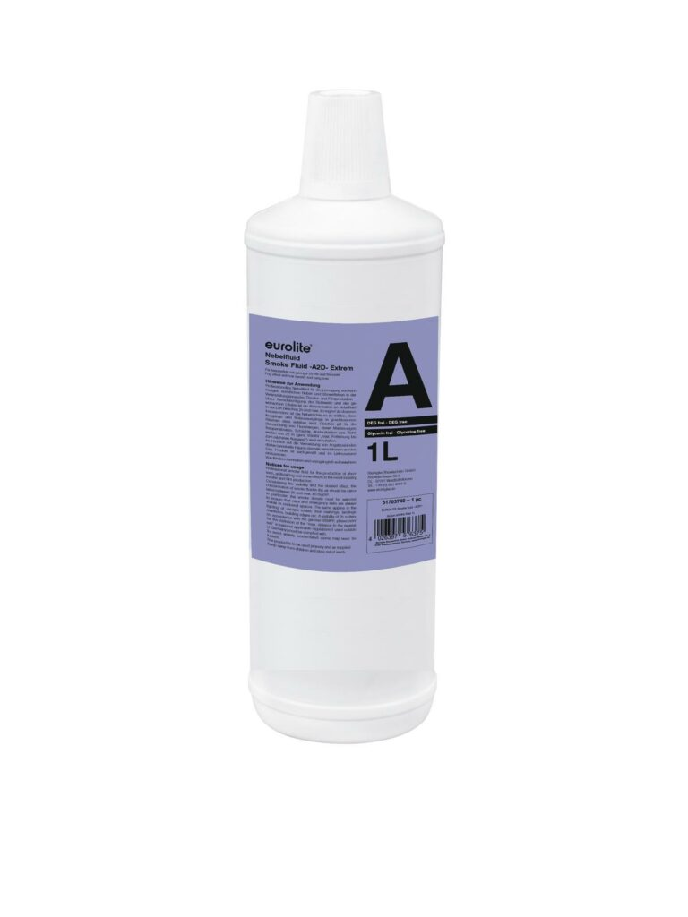 Eurolite náplň do výrobníku mlhy -A2D- Action smoke fluid 1l