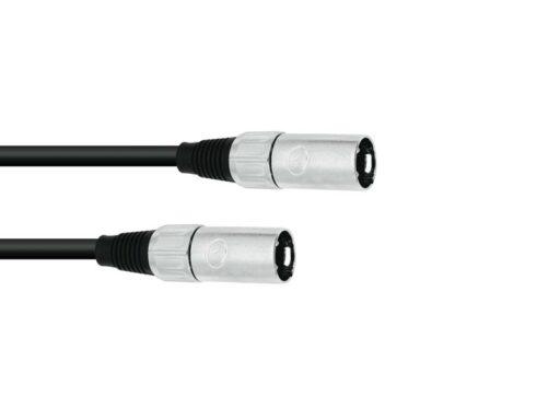 Omnitronic propojovací kabel XLR samec / XLR samec