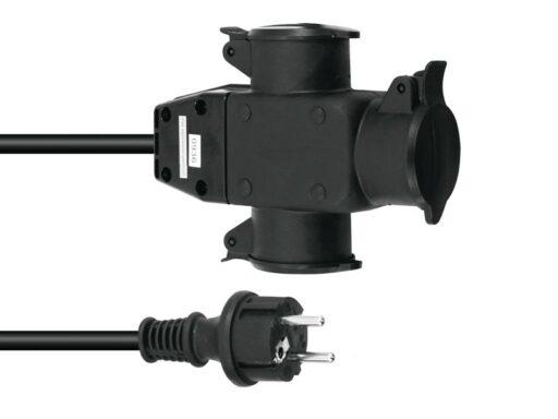 Prodlužovací kabel ECVG-3 H07RNF 3G1