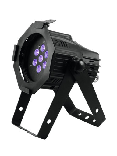 Eurolite LED ML-30 UV 7x1W 12 včetně DO