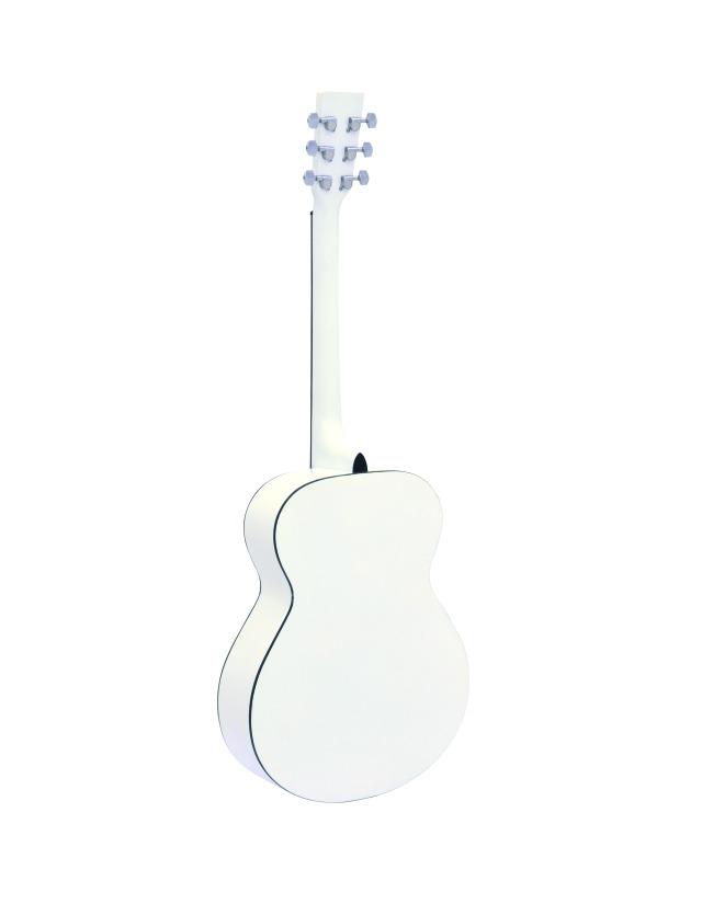 akustická kytara typu Folk