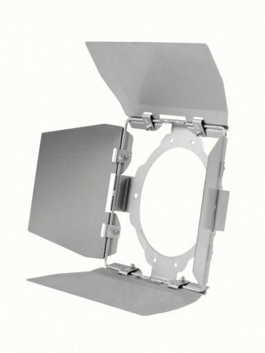 Klapky pro LED ML-30 spot stříbrné