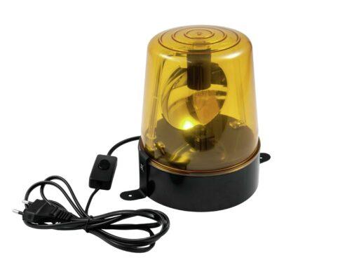 Eurolite policejní maják DE-1 žlutý