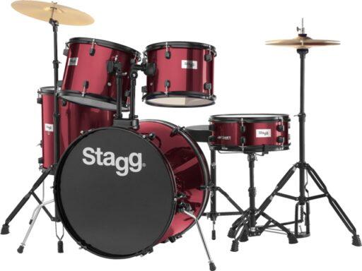 Stagg TIM122B WR kompletní bicí sada