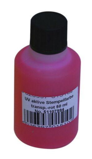 UV razítkovací barva 50 ml