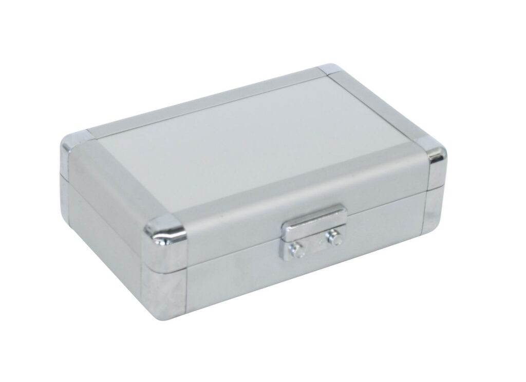 LP case Alu pro 3 gramofonové přenosky