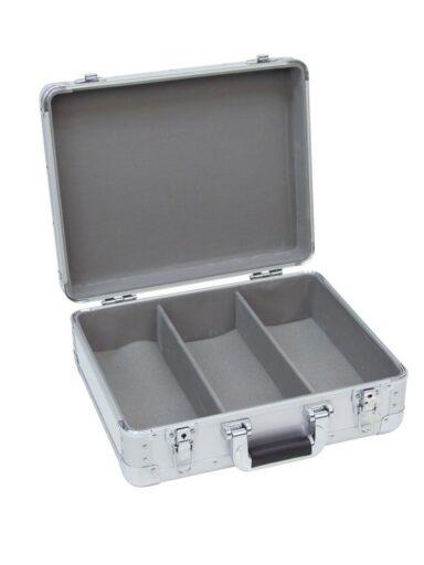CD Case Alu Digital/Booking stříbrný