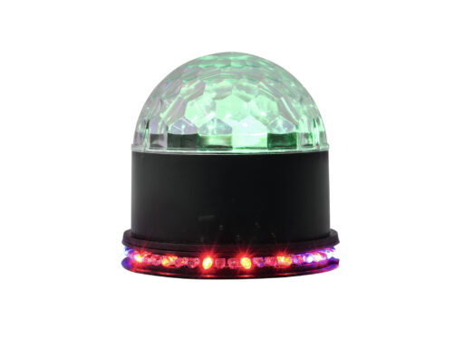 Eurolite LED Half Ball 3x 1W RGB