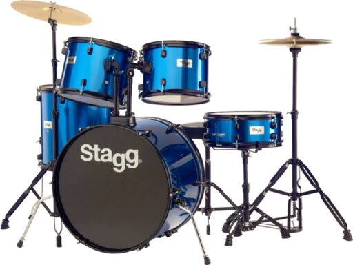 Stagg TIM122B BL kompletní bicí sada