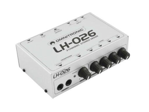 Omnitronic LH-026
