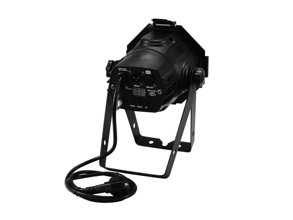 Eurolite LED ML-30 UV 7x1W 12 včetně DO