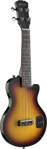 Stagg EUK L-SB elektrické ukulele